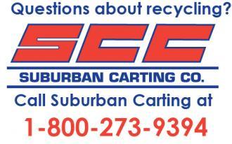 Call Suburban Carting at  1-800-273-9394