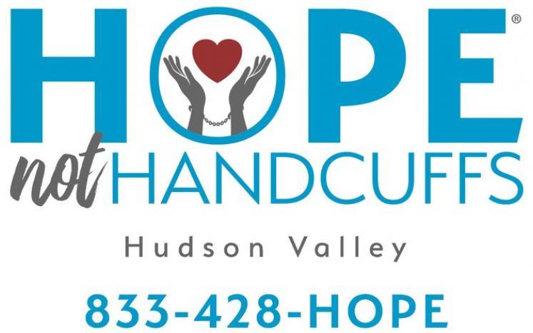 Hope not Handcuffs logo